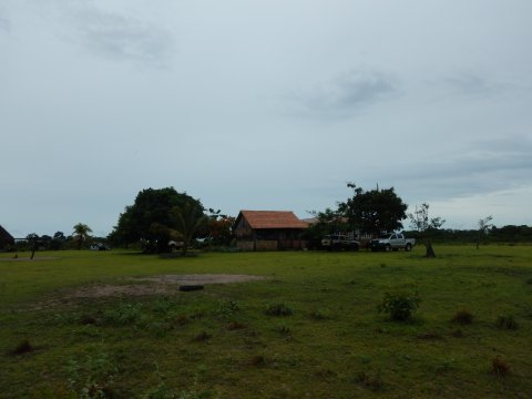 Saddle Mountain ranch Guyana